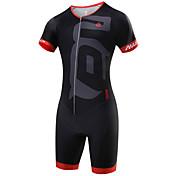 Malciklo Men's Short Sleeve Triathlon Tri...