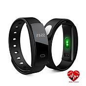 QS80 Smart Bracelet Blood Pressure Heart ...
