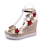 Women's Shoes PU Summer Mary Jane Sandals...