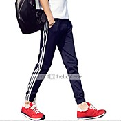 Men's Slim Active Sweatpants Relaxed Pant...