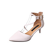 Women's Shoes PU Spring Summer Ballerina ...