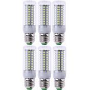6pcs E27 LED Lamp LED Bulb SMD5730 220V C...