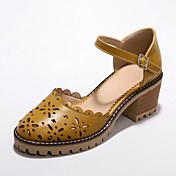 Women's Shoes Leatherette Spring Summer B...