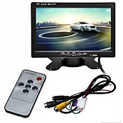 ZIQIAO 7 inch TFT-LCD Wired Car Reversing...