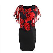 Women's Club Skinny Bodycon Dress - Flora...