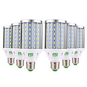 YWXLIGHT® 6pcs 35W 3500lm E26 / E27 LED C...