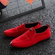 Men's Fleece Spring / Fall Comfort Loafer...