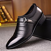 Men's Shoes Synthetic Microfiber PU Sprin...