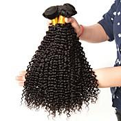 3 Bundles Brazilian Hair Kinky Curly Huma...
