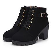 Women's Shoes PU(Polyurethane) Fall / Win...