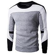 Men's Street chic Long Sleeve Sweatshirt ...