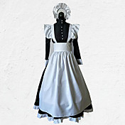 Maid Costume Outfits Costume Men's / Wome...