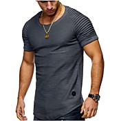 Men's Sports Street chic Plus Size Cotton...