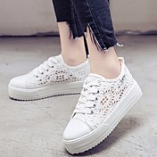 Women's Shoes Lace Spring / Fall Comfort ...