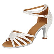 Women's Latin Shoes Patent Leather / Faux...