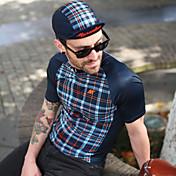 Mysenlan Men's Short Sleeve Cycling Jerse...