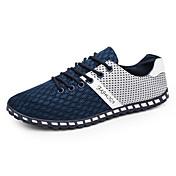 Men's Driving Shoes Mesh Spring / Summer ...