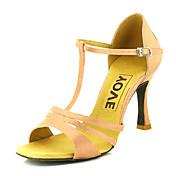 Women's Latin Shoes / Salsa Shoes Satin /...