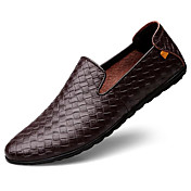 Men's Cowhide Fall Comfort Loafers & Slip...