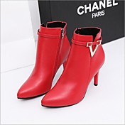 Women's Shoes Nubuck leather / PU(Polyure...