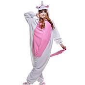 Adults' Kigurumi Pajamas Unicorn Onesie P...