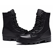 Men's Combat Boots Cowhide Winter Boots M...