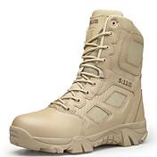 Men's Fashion Boots Tulle / PU(Polyuretha...