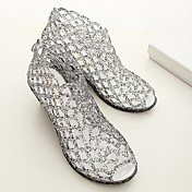 Women's Shoes PVC(Polyvinyl chloride) Sum...