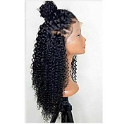 Synthetic Lace Front Wig Curly Layered Ha...