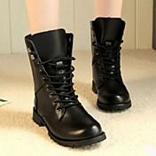 Women's Shoes PU(Polyurethane) Fall Comba...