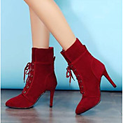 Women's Suede / Nappa Leather Fall & Wint...