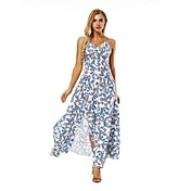 women's going out / beach loose swing dre...