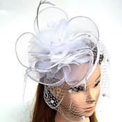 Feather / Net Fascinators / Hats / Headpi...