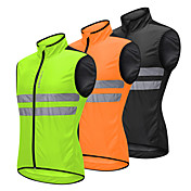 WOSAWE Men's Sleeveless Cycling Vest - Gr...