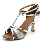 Women's Latin Shoes Synthetics Sandal / H...