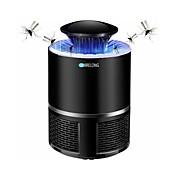 BRELONG® 1pc LED Night Light Blue USB Bed...