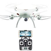 RC Drone FLYRC X53 RTF 4CH 6 Axis 2.4G Wi...