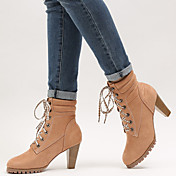 Women's Shoes PU(Polyurethane) Fall & Win...