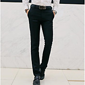 Men's Basic Suits / Chinos Pants - Solid ...