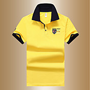 Men's Basic Polo - Solid Colored