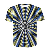 Men's Basic / Street chic T-shirt - Color...