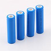 18650 batteri 5000 mAh 4pcs Uppladdningsb...
