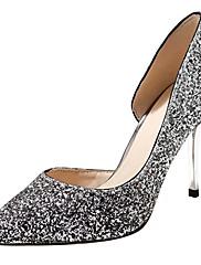 Ženske Cipele PU Proljeće Ljeto D'Orsay cipele Obične salonke Cipele na petu Stiletto potpetica Stožasta potpetica Krakova Toe Zatvorena
