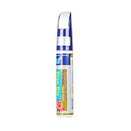 pintura de coches de lápiz de automóviles arañazos zurcido toque-Up color táctil para el blanco-marfil QX1 nissan