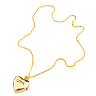 pentru Doamne Ceas La Modă Quartz Bandă Heart Shape Auriu Auriu