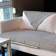 pamuk siva lana okružuju kauč jastuk 70 x 120