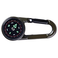 Porta-Chaves Compassos Termômetro navegação Sobrevivência Plástico