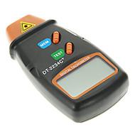 Digital Laser Photo kierroslukumittari ei ota RPM kierroslukumittari Meter Moottorin nopeus mittari USA