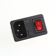 ac interruptor da tomada de 10A / 250V