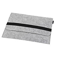 "feltro de lã ultrabook manga bolsa de laptop tampa da caixa interna para MacBook Pro 13.3 """